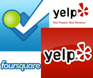 Foursquare and Yelp: The New SEO